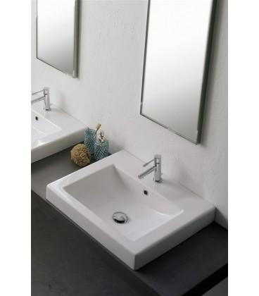 Square lavabo/vasque