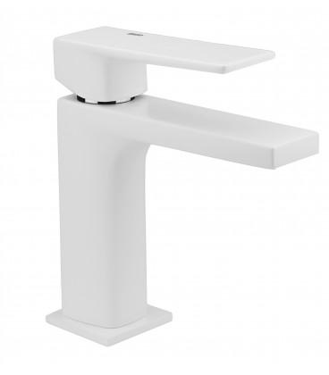 Mitigeur lavabo blanc KALA