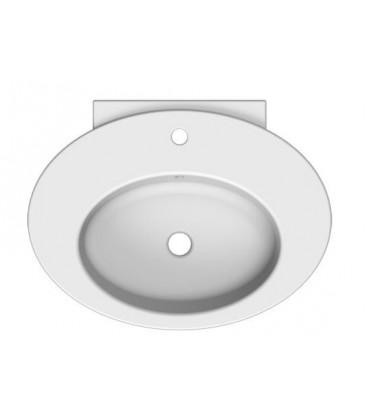 Wish lavabo à poser ou suspendu 67