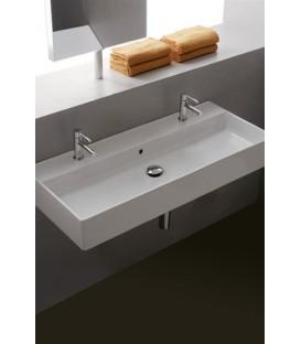 Teorema vasque/lavabo à poser et suspendu 100