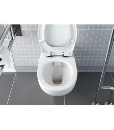 Cuvette WC suspendu sans bride MOBILITA
