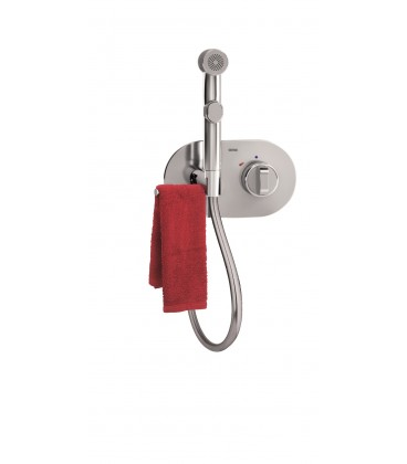 Mitigeur thermostatique à encastrer horizontale INTIMIXER ROUND