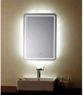 Miroir lumineux LED Sadir