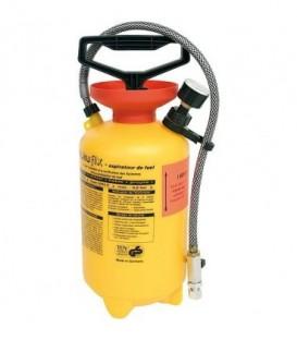 Pompe d'amorcage fuel Vakufix type 3253E réservoir 4L + indicateur à vide + pompe manuelle vide+flexible et raccord