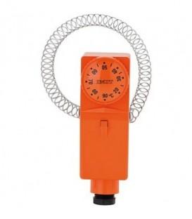 Thermostat d'applique TCE-BRC/A Réglage PL7016 externe