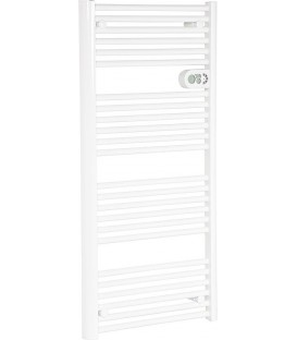 Seche-serviette electrique Modele Secco 350W , blanc RAL 9016