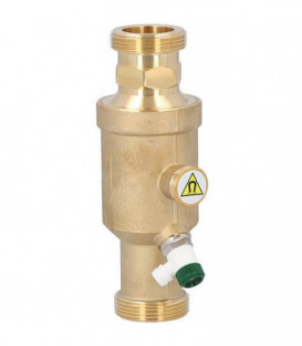 """Separateur de magnetite Easyflow p. circuit de chauffage Easyflow DN25 DN40(11/2"""")male, L:180mm"""