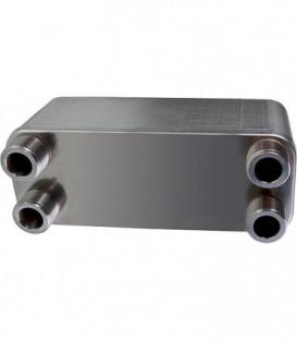 """Echangeur de chaleur a plaques Type ZB35/60 4 x 1"""" male"""