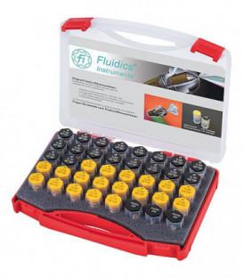 Coffre à gicleurs Fluidics SF/HF/FixDrip