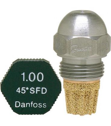 Gicleur Danfoss 2,50/45°SFD