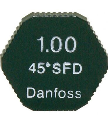 Gicleur Danfoss 1,65/80°SFD
