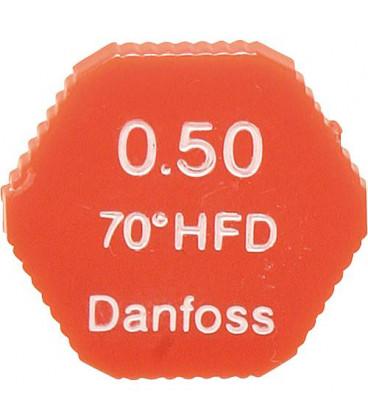 Gicleur Danfoss 2,50/45°HFD