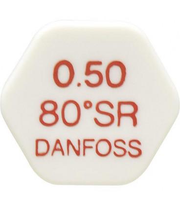 DASR 003 58 gicleur Danfoss 0.35/80°S