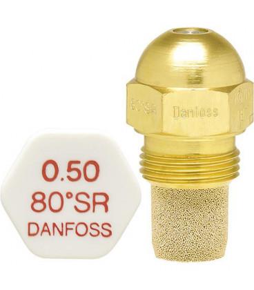 DASR 006 54 gicleur Danfoss 0.65/45°SR