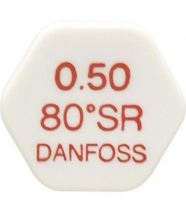 DASR 004 58 gicleur Danfoss 0.45/80°SR