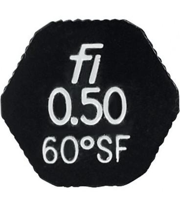 Gicleur Fluidics Fi 9,00/60°SF