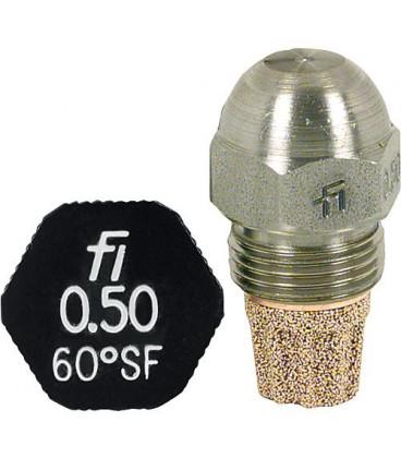 Gicleur Fluidics Fi 0,60/60°SF