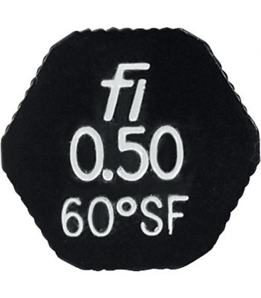 Gicleur Fluidics Fi 0,75/45°SF