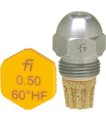 Gicleur Fluidics Fi 0,75/60°HF