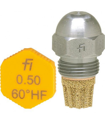 Gicleur Fluidics Fi 10,00/80°HF