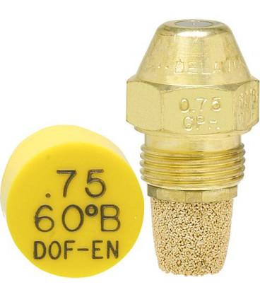 Gicleur Del-o-Flo 0,40/60°B