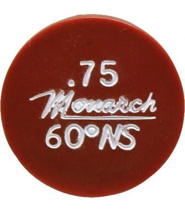 Gicleur Monarch 0,65/60°NS