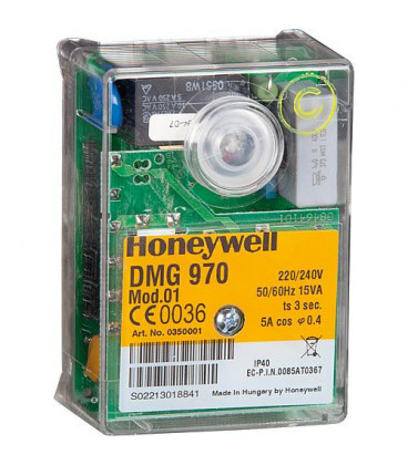 Relais Satronic DMG 970-N mod. 01