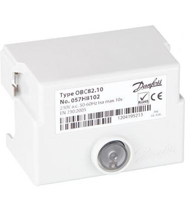 Relais Danfoss OBC 82.10 remplace BHO 72.10 remplace 20 024 05