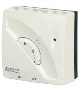 Thermostat d'ambiance TA 3 +5°C a +30°C avec interrupteur marche/arret