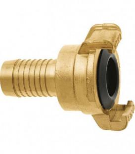 """GEKA plus section de tube """"2000"""" 5/8""""-16mm, MS, pivotant"""