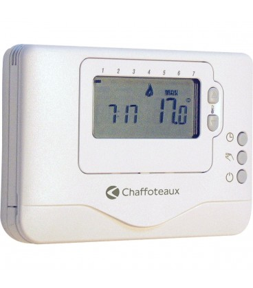 Thermostat programmable Easy control