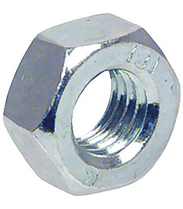 Ecrou hexagonal classe 8 DIN 934 M 8 - UE 1000 pcs