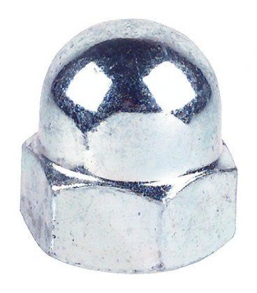 Ecrou borgne inox A4 DIN 1587, M20 Emballage 25 pieces