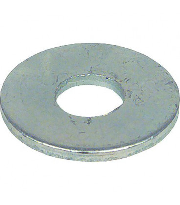 Rondelle DIN 9021 diam. 8,4 mm, UE 500 pcs