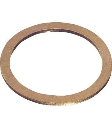 bague d'etancheite DIN 7603 A cuivre massif, dim. : 28 x 34 mm emballage 100