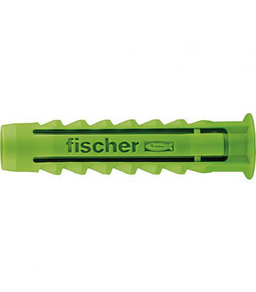Chevilles Fischer SX Gréen 10x50, UE 45 pieces