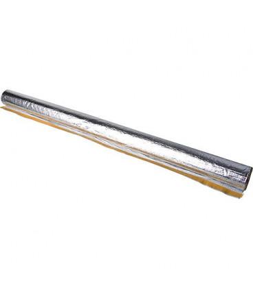 Isolation de tube Austroflex Alu diam. 28 mm Epaisseur 17 mm emballage 36 m