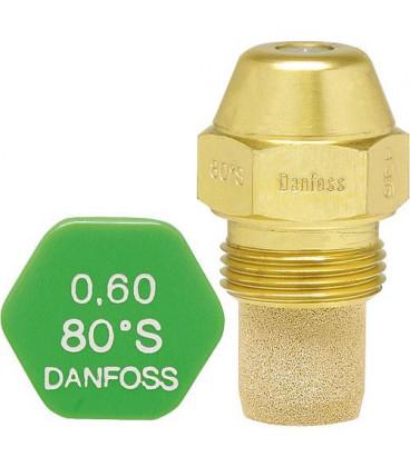 DASLE 005 06 gicleur Danfoss 0.50/60°