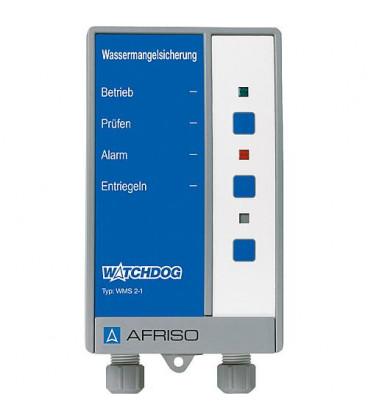 Afriso- Securite insuffisance d eau Dispositif d alarme WMs 3-1