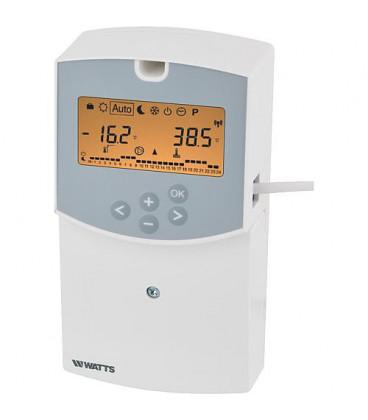 "Regulation de temperature de chauffage et differentielle Watts ""Climatic Control HetC"""