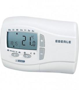 Thermostat a horloge INSTAT plus 2r regulateur ambiant, alimentation par piles Domaine de T° 7 - 32°C