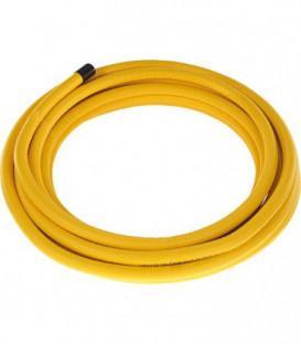 "Flexible ondulé gaz DN20 (3/4"") 75m sur bobine en bois"