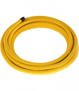 """Flexible ondulé gaz DN15 (1/2"""") 15 m en carton"""