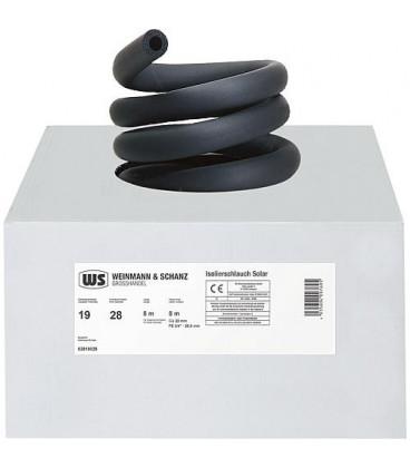 Isolation solaire haute T° 28mm épaisseur d´isolation 13 mm 1 carton 11 m