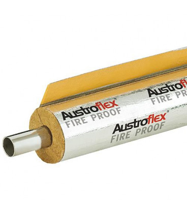 Isolation contre l'incendie Fire Proof d 18 mm, epaisseur 23 mm, paquet 6 m