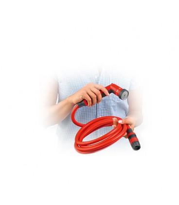 kit de flexible yoyo avec douchette 20m