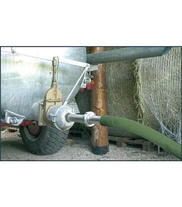 """Tuyau d'aspiration et de pression DN32 (1 1/4"""") LW 32mm longueur 50m"""