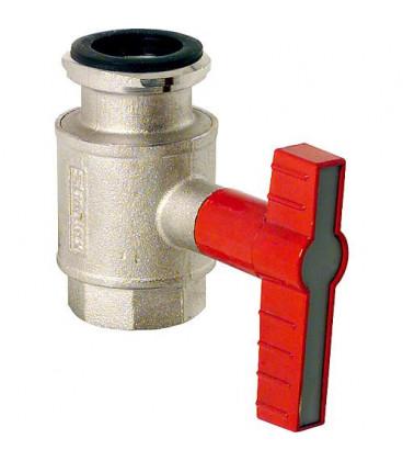 """kit circuit de chauffage M 11/4"""" 2 robinets de pompe 1 1/4"""" 1 robinet de retenue 1 1/4"""" """""""
