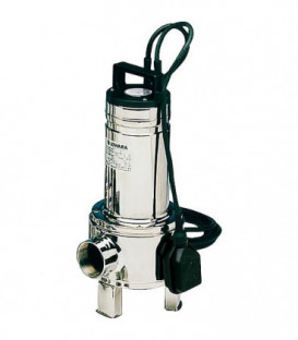 Pompe pour eaux usées type DOMO 7VX/B GT avec interrupteur à flotteur 0,55kW