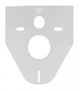 Set d insonorisation RG 70/4 mm pour WC suspendu - plaque